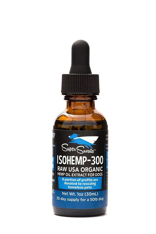 Super Snouts Isohemp-300mg Hemp for Dogs