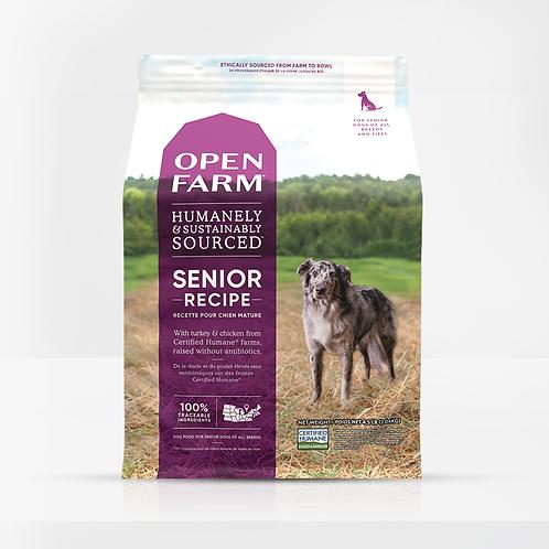 Open Farm Senior Recipe Dog Food