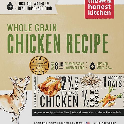 The Honest Kitchen Whole Grain Chicken Recipe Dog Food