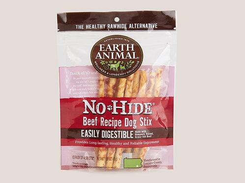 Earth Animal No-Hide Beef Recipe Dog Stix