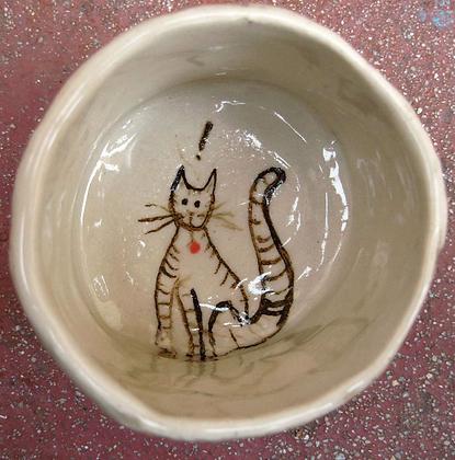 "Pet Bowls - medium 7"""