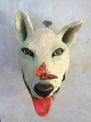White Wolf Dog SOLD