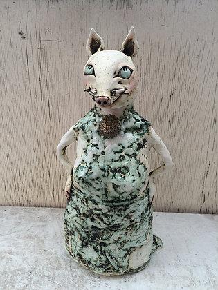 Squirrel Lady