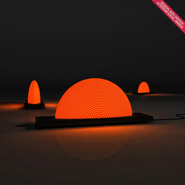 SUNRISE LAMP (S-12)