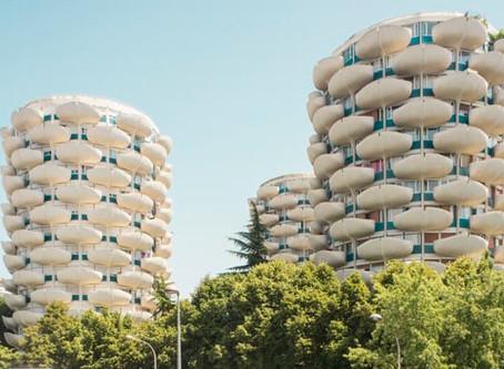 Organic Architecture by Gerard Grandval