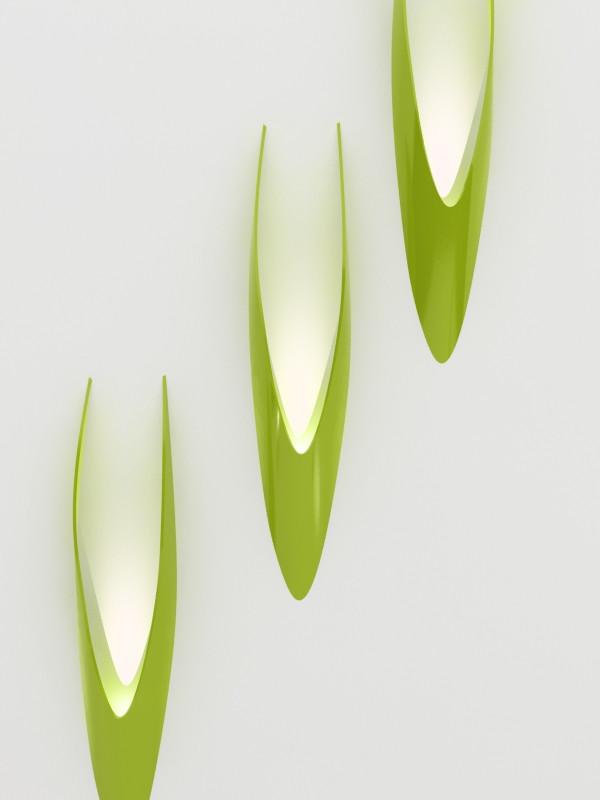 Wall Flower lamp