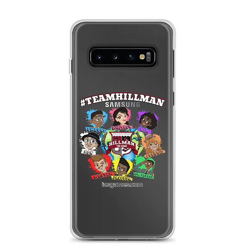 #TeamHillman HILLMAN THE GAME Character Samsung Case