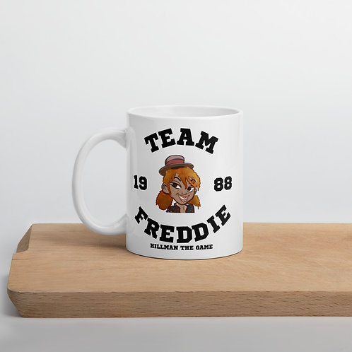 Team Freddie 1988 Mug