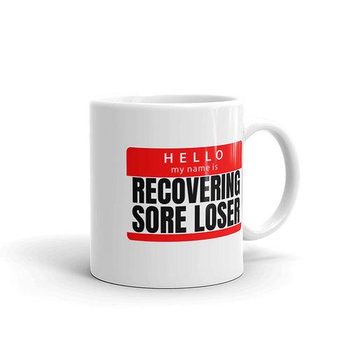 Recovering Sore Loser Mug