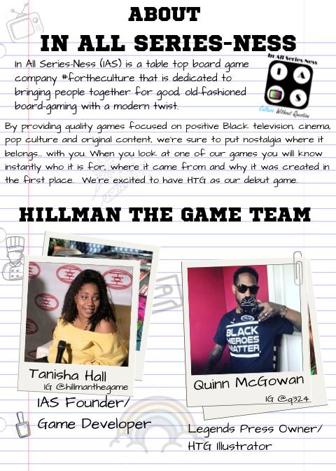 IAS & the HTG Team