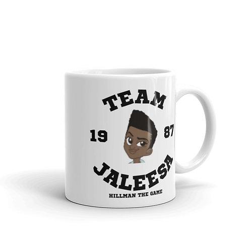 Team Jaleesa 1987 Mug
