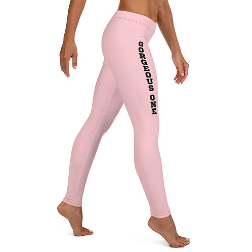 Big Sister Gorgeous One Leggings Pink