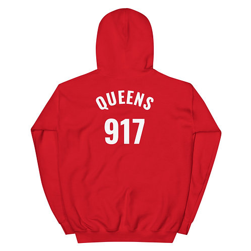 Blame It On My Borough Queens 917 Hoodie