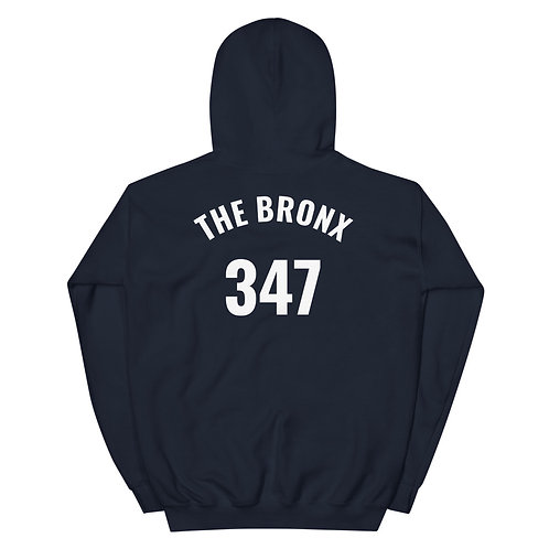 Blame It On My Borough The Bronx 347 Hoodie