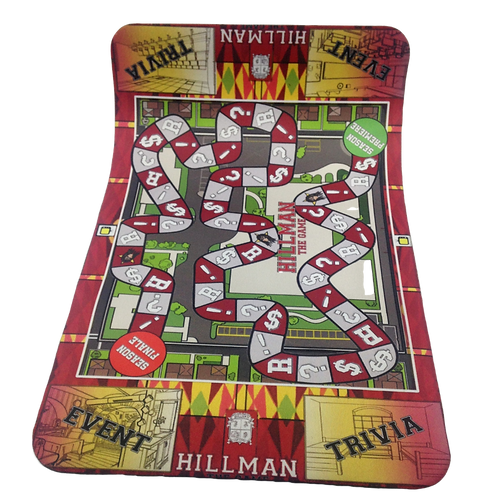 HILLMAN THE GAME - STANDARD VERSION