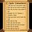 Thumbnail: The 10 Spades Commandments Italic TableTop Tee