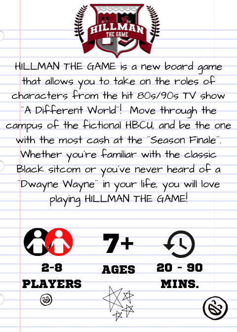 HILLMAN THE GAME