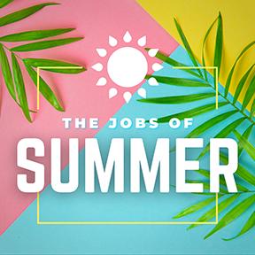 THE JOBS OF SUMMER By Ellen Donker