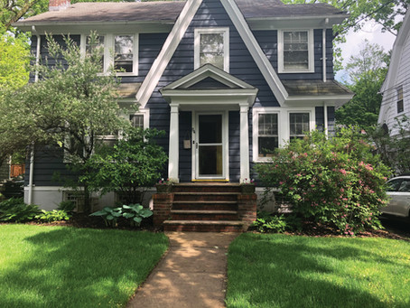 SAYING GOODBYE TO OUR HOUSE, WITH LOVE By Tami Steckler