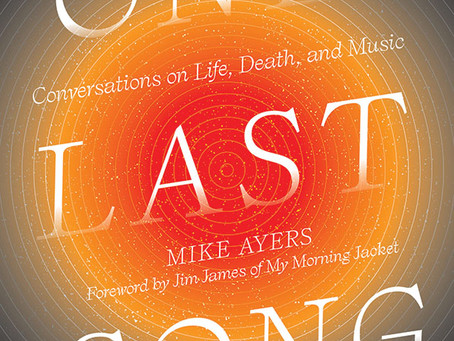 WHAT'S THE LAST SONG YOU'D LIKE TO HEAR BEFORE YOU DIE? by Donny Levit