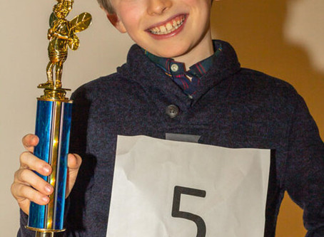 LOCAL STUDENT BECOMES CHAMPION SPELLER by Ellen Donker