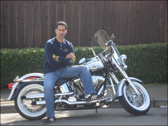 Jerry's (former) Harley