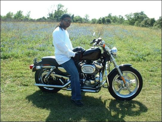Dwayne's Harley