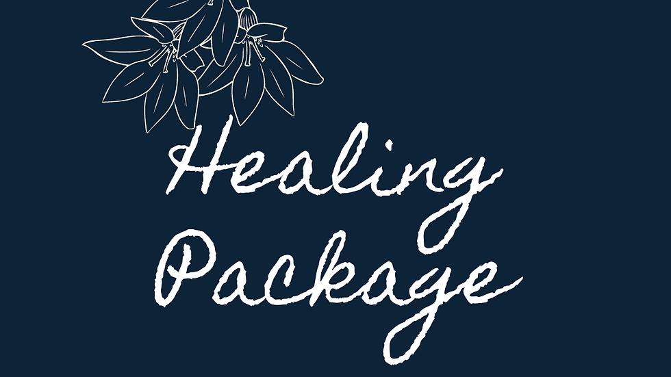 Healing Package: Choose between 3 offerings