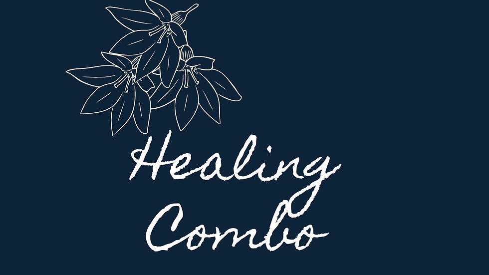 Healing Combo Gift Card