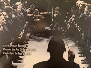 TCC Featured in Chorus America Article