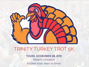 Turkey Trot for TCC
