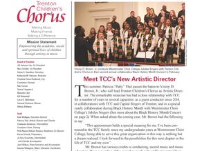 TCC's New Artistic Director