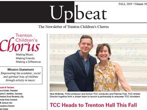 TCC Fall Newsletter