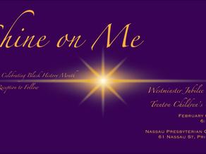 Concert: Shine On Me