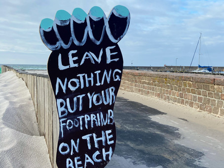 3 easy tips to keep our beaches clean