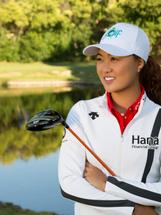 Minjee Lee for Golf Australia