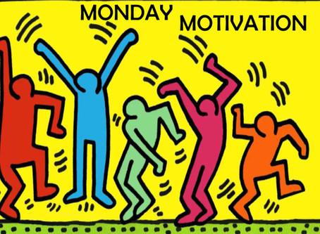 DAILY NEWS AND ACTIVITIES - MONDAY MOTIVATION