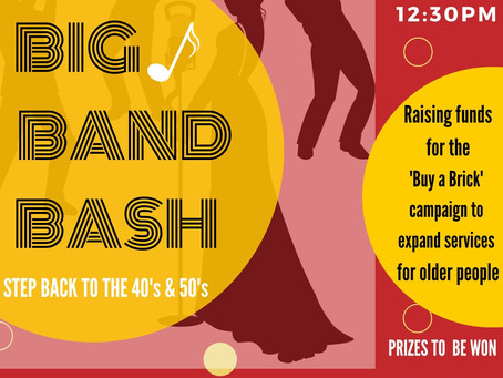 This month is the BIG BAND BASH