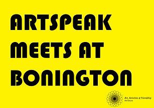 ArtSpeak Meets at Bonington