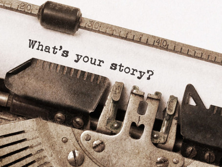 Got a story to tell? Join our creative writing group