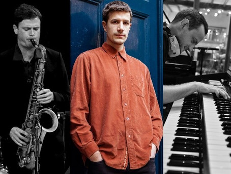 Live Streamed Jazz Show - Dave Storey Trio
