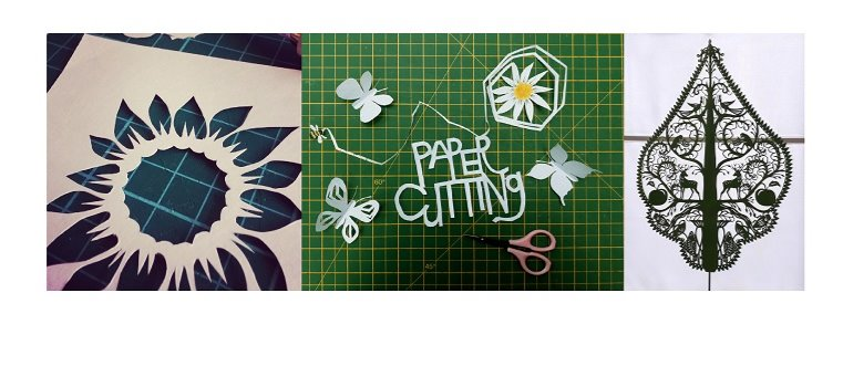 Paper Cutting Workshop