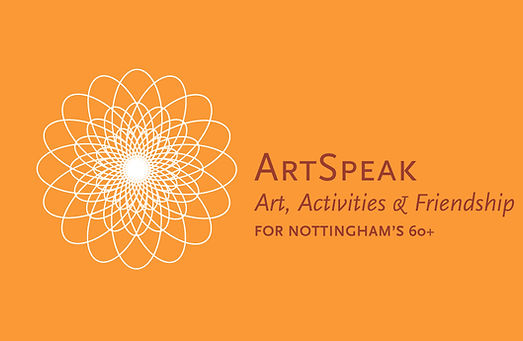 ArtSpeak | Art, Activities & Friendship for Nottingham's 60+