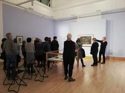 Gallery walkthrough at Djanogly