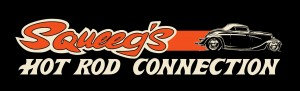 Squeeg's Hot Rod Connection '33 Logo