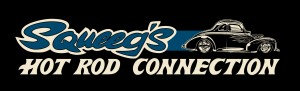 Squeeg's Hot Rod Connection '40 Logo
