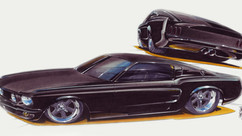 Jimmy Smith Mustang
