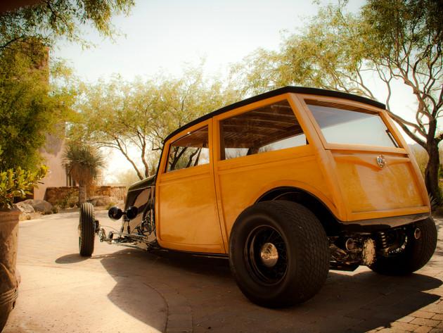 Jason Wolfswinkel's '33 Ford Woodie (71)