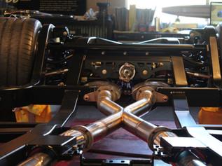E.C. Brookover's '67 Chevelle Chassis 3.