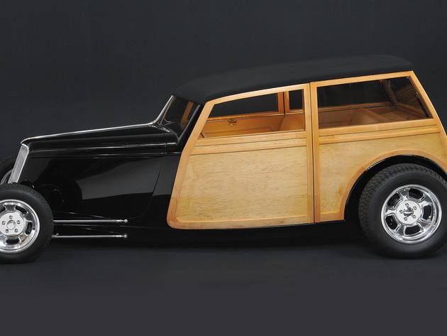 Jason Wolfswinkel's '33 Ford Woodie (149